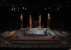 Equus stage set