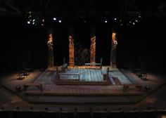 Equus stage set