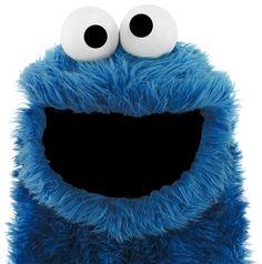 Cookie Monster Headshot 2