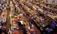 Lisbon's Mercado da Ribeira. Photograph: Alamy, Lisbon, Lisboa, Portuguese Market, Farmers Market, Portugal