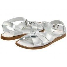 080c9d7079da Saltwater Original Sandal Silver Kids Wear