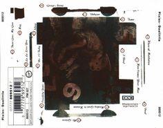 Vaughan Oliver - Pixies - Doolittle