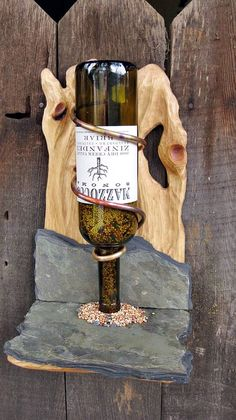 40 Intelligent Ways to Use Your Old Wine Bottles                                                                                                                                                                                 Mehr