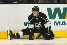 Tyler Toffoli of the Los Angeles Kings (Photo by Victor Decolongon/Getty Images) Hockey Teams, Hockey Players, La Kings Hockey, King Photo, King Baby, Los Angeles Kings, Nhl, Sport, Life