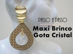 Passo a Passo #42: Maxi Brinco