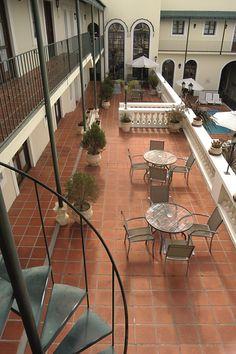Don Antonio Posada en Colonia del Sacramento, Uruguay. Su web: www.posadadonantonio.com