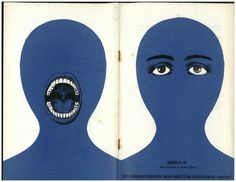 Picturing Anarchy: The Graphic Design of Rufus Segar.   Recto Verso