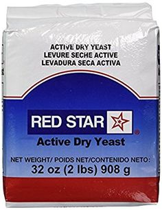 Red Star Baking Yeast Vacuum (1x2lb ): Amazon.ca: Grocery & Gourmet Food