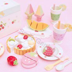 Mother Garden - Ice-cream Cake Set