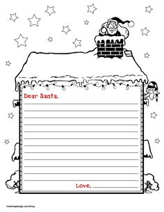 Check out what our design contributor, Crystal from New Shop Design, is giving everyone away for free today. Here is a free Christmas printable letter & envelope ready to go straight to the North Pole. Go to her website to download these free pdf's. Ready. Set. Go!