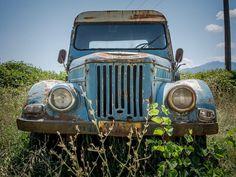 #junk #car #greece #junkstyle #junkcars #colorful #colors #color #blue #instadaily...