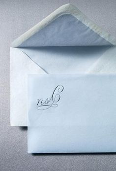Onionskin stationery: Once used by Ernest Hemingway and Jacqueline Kennedy Onassis, onionskin paper is a throwback to when personal correspondence was an art.