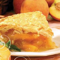 Tippin's Peach Pie