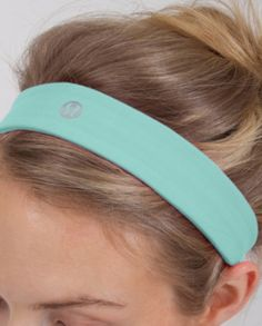 lulu lemon yoga headband that doesn't slip