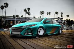 Toyota Prius By Bushido 2016