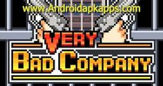 Download Very Bad Company Apk v1.3 MOD Full OBB DATA   Androidapkapps - Are you tired of being a good person? It's time to avenge with Very Bad Company Apk! I was a young CEO at a IT company on a fast track. But the company went bankrupt because a bank that promised me their support refused to help my company at an important moment. I have decided to avenge on them for ruining my life.
