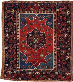 Lot 4018A, A TURKISH RUG, Turkey size approximately 4ft. 9in. x 5ft. 6in. Bonhams Fine Oriental rugs & Carpets 20 October 2014