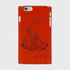 側表面印刷スマホケース「赤」 iPhone各種用(税込み、送料込み) | 赤と嘘 オフィシャルショップ http://akatouso.base.ec/items/2951373 @BASEec