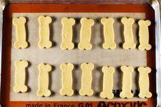 Dog Foodie:  Pumpkin dog biscuits