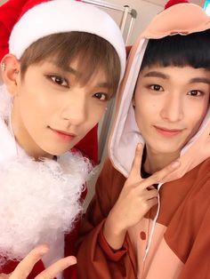Santa Josh & Santa DK