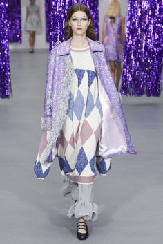 Ryan Lo London Spring/Summer 2017 Ready-To-Wear   British Vogue