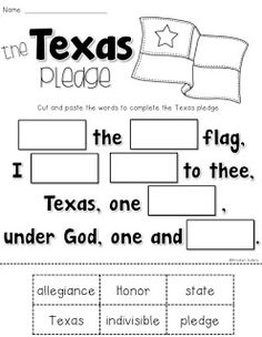 I Pledge Allegiance... The US Pledge for Young Learners