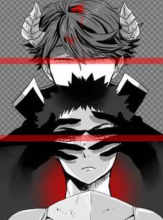 iwaizumi, oikawa, FHQ, demon king, つめつめ [18], http://www.pixiv.net/member_illust.php?mode=manga&illust_id=51360001