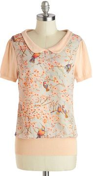 ShopStyle.com: Happily Feather After Top $42.99