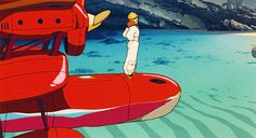 Just put your hand in mine Sad Anime, Anime Art, Studio Ghibli Movies, Film Studio, Animation Reference, My Neighbor Totoro, Animation Background, Hayao Miyazaki, Dope Art