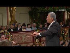 ▶ Vienna Philharmonic New Year's Concert 2015 Part 1 HD 720p - YouTube