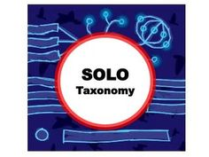 introduction-to-solo-taxonomy by David Didau via Slideshare Solo Taxonomy, Project Based Learning, Creative Thinking, Teacher, Education, David, Spy, 21st, Bloom