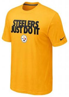 Just Do It  - New Nike Men s Tee Steelers T Shirts 15c842366