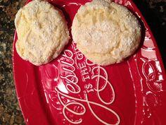 Cool Whip cookies - just three ingredients!