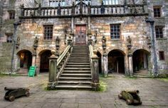 Sometimes the name is just too on-the-nose | 17 Haunted Places In Britain Even Ghosts Should Avoid