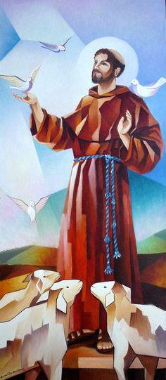 Oração de São Francisco                                                                                                                                                                                 Mais