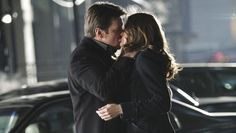 Castle/ Beckett first kiss. Just enough tease for all of us shippers. Can't wait for  Monday.