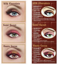 Chocolate bar , too faced love this pallet