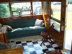 Vintage Trailers For Sale, Vintage Travel Trailers, Vintage Campers, Trailer Decor, Trailer Interior, Camper Interior, American Caravans, Rv Interior Remodel, Spartan Trailer