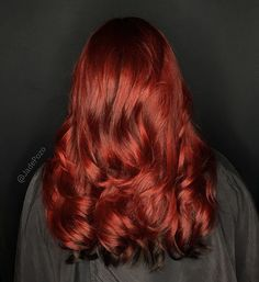 My version of Red Velvet!!! 1. Base color is SCHWARZKOPF PROFESSIONAL IGORA ROYAL Cream Color 30g 5-88 mixed with IGORA ROYAL Oil Developer 3% (10Vol.)  2. Mid-length and ends is SCHWARZKOPF PROFESSIONAL IGORA ROYAL Cream Color 30g L-89 + 30g 6-88 mixed with IGORA ROYAL Oil Developer 12% (40Vol.) 45 min NO heat.   3. The entire underneath SCHWARZKOPF PROFESSIONAL IGORA ROYAL Cream Color 20g 4-0 mixed with IGORA ROYAL Oil Developer 3% (10Vol.)