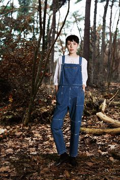 Sea's Pre Fall Denim Has a Touch of German Influence