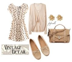 Love this outfit! Taylor Swift inspired. From Vintage Detail