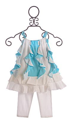 Isobella and Chloe Summer Splash Toddler Girls Tunic Set $35.25    FOR NEXT YEAR MY LITTLE SOFIA! IF NANA HAS $$$   :P