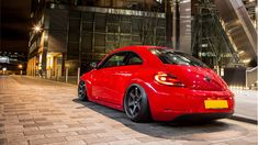Volkswagen Beetle Turbo (2012-2014) Air Suspension Air Ride | Air Lift Performance - Air Ride and Air Management Systems