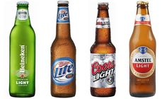 The 6 Worst Light Beers: http://www.thedailymeal.com/6-worst-light-beers