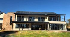 Glassflex® using HBS Window Wall system at a private residence