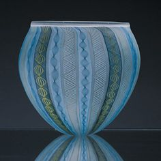 By Danish glass artist Tobias Mohl