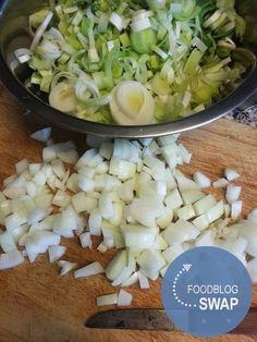 #Foodblogswap - zussen van de gestampte pot?