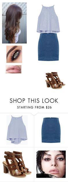 """Geen titel #221"" by littlemissbeautifulmadness ❤ liked on Polyvore featuring Zara"