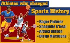 26 Famous Athletes Who Changed the World of Sports Forever