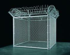 Security Fence III - Liza Lou - 2005 - 15128